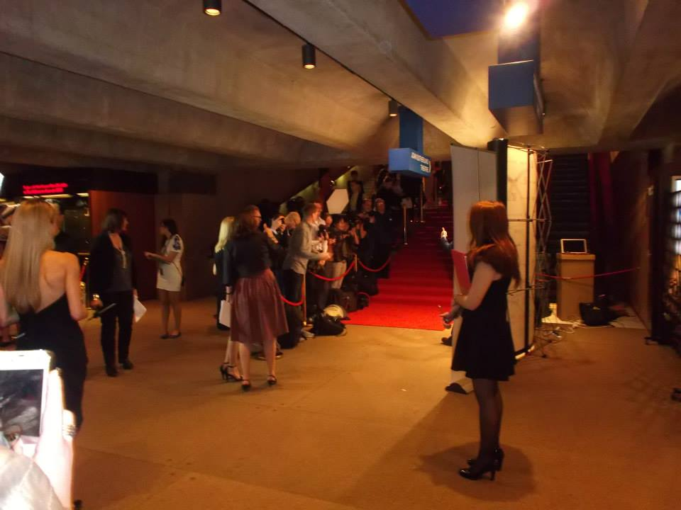 Opera House Foyer : Helpmann awards sydney opera house donatella parise